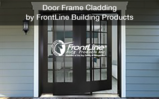 Door Frame Cladding by FrontLine Building Products