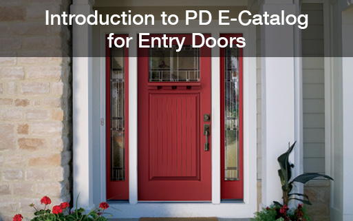 Introduction to E-Catalog for Doors