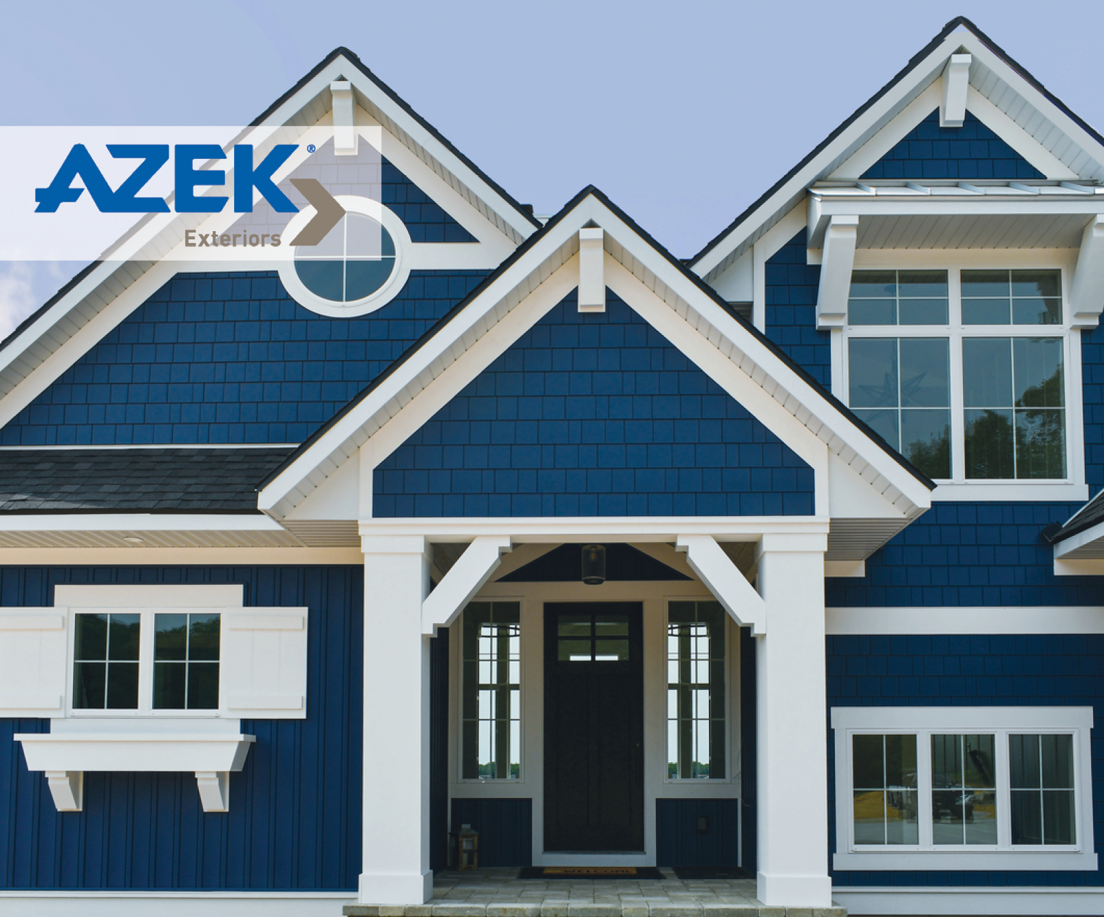 Palmer-Donavin Announces it is Now Stocking AZEK Shingle Siding with PaintPro® Technology
