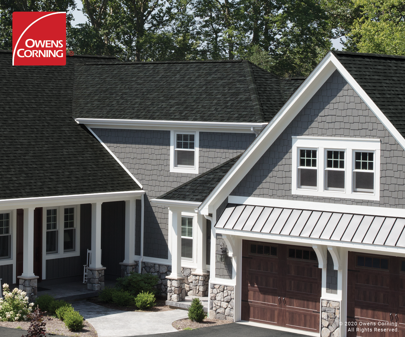 Top 4 Reasons to Choose TruDefinition® Duration FLEX® Shingles for Your Home