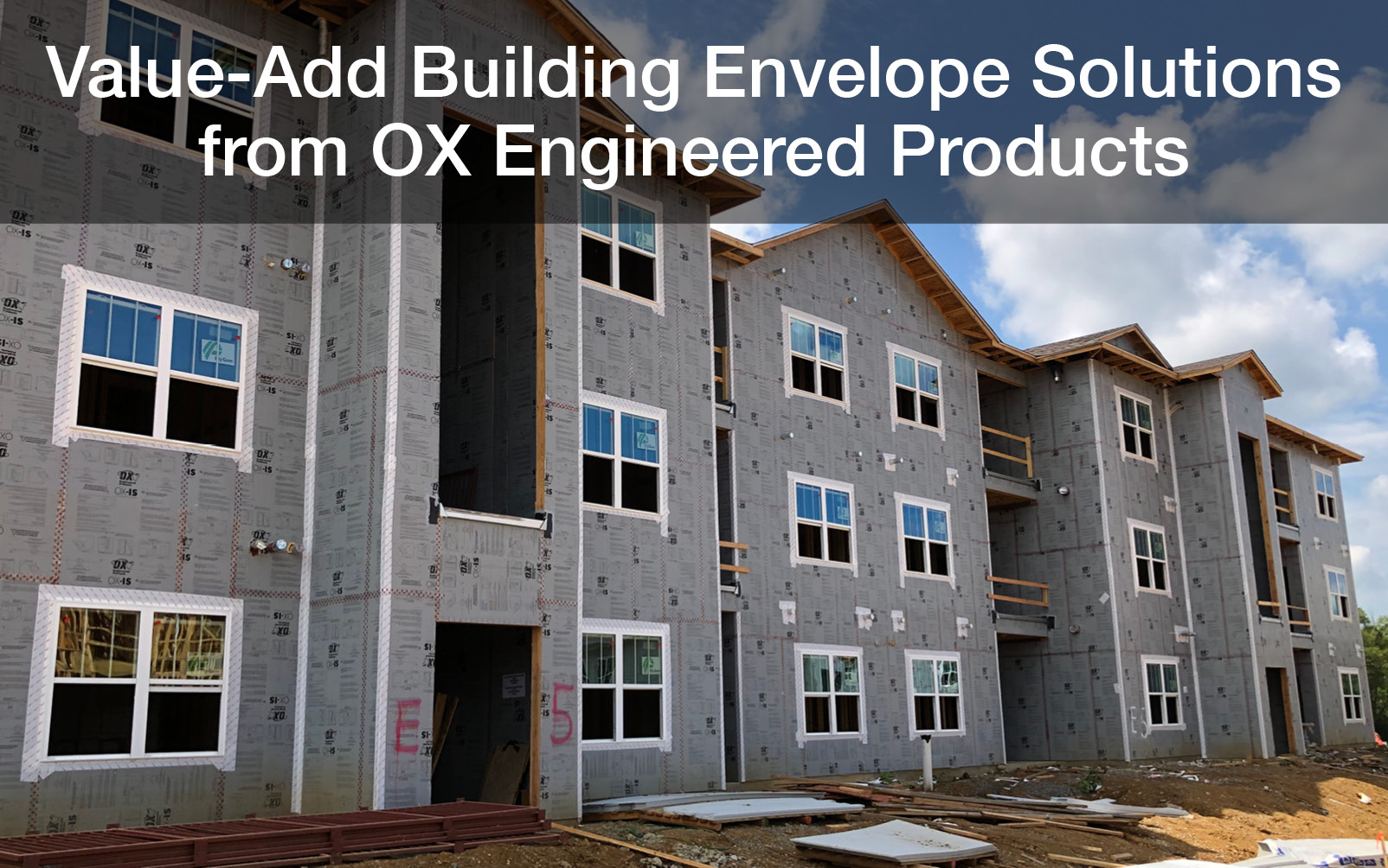 Value-Add Building Envelope Solutions from OX Engineered Products