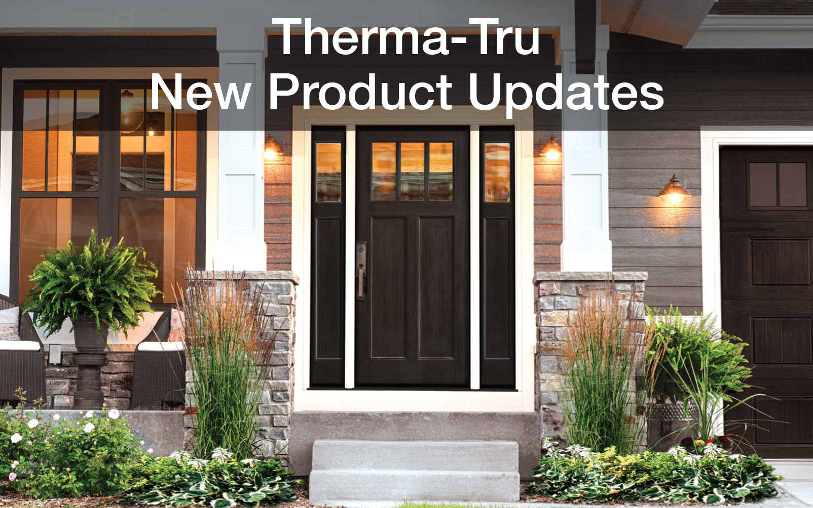 Therma-Tru New Product Updates